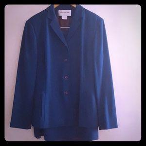 Retro Jones New York Suit, Women's Sz 16